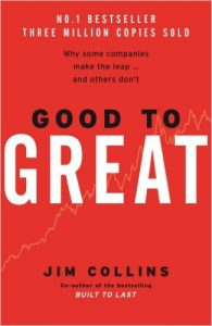 """Jim Collins – """"Good to Great"""""""